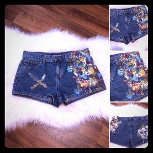 🦋2/$10 3/$15 4/$18 5/$20 Vintage VS Denim Shorts